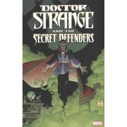 Marvel Doctor Strange and Secret Defenders Graphic Novel