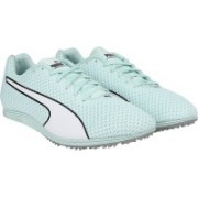 Puma evoSPEED Distance 8 Wn Running Shoes For Women(Blue)