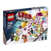 The Lego Movie Cloud Cuckoo Palace, Multi Color