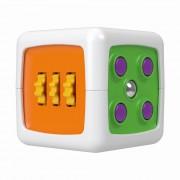 Jucarie interactiva pentru - Primul cub al bebelusului - Fisher Price