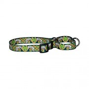 Yellow Dog Design Martingale Collar, Small, Lucky Dog
