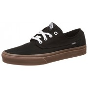 Vans Unisex's Brigata Gumsole and Black Sneakers - 9 UK/India (43 EU)