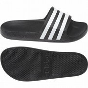 adidas Claquettes noir adidas - 39 OL - Foot Lyon