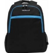 Rucsac Laptop Dicallo LLB9256B 15.6 inch Black/Blue