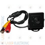 Mini Micro Telecamera Pinhole CCD 1-3 Sony 700TVL filtro IR 940nm 0.0Lux