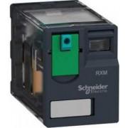 Mini Releu 220Vcc RXM2AB1MD - Schneider Electric