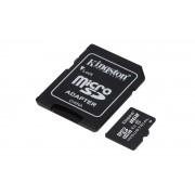 8GB microSDHC UHS-I Class 10 Industrial Temp Card + SD Adapter