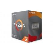 AMD CPU Desktop Ryzen 3 4C/8T 3100