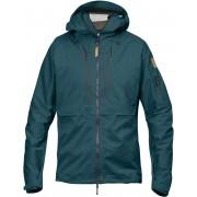 FjallRaven Keb Eco-Shell Jacket - Glacier Green - Vestes de Pluie M