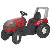Rolly toys traptractor rollyx-trac valtra junior rood