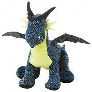 NICI 40785. 0 Dragons Ice Dragon Standing, Black/Blue, 40 inch