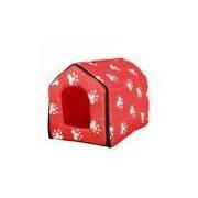 Pet Casa Animal 37x42x45cm Vermelha
