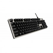 KBD, Logitech G413 Silver, Mechanical, Romer-G switch, Gaming, USB (920-008476)
