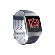 FITBIT Reloj deportivo FITBIT Ionic Adidas (Bluetooth - 5 días de autonomía - Pantalla táctil - Plata)