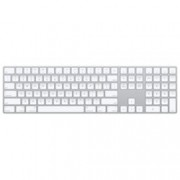 Клавиатура Apple Magic Keyboard, безжична, Bluetooth, бяла