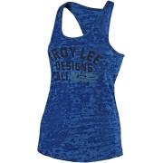 Lee Podium Camiseta Women´s Azul XL