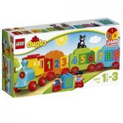 Lego Duplo-Trenul cu numere (10847)