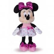 Jucarie Plus Minnie Happy Helpers cu functii, 3 ani+, Roz/Alb