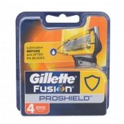 Gillette Fusion Proshield 4 ks 4 ks náhradných hlavíc pre mužov