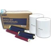 "DNP DS620 10 x 15cm ( 4"" x 6"" ) Media Set"