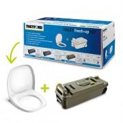 Kit FRESH-UP pentru reconditionare toalete Thetford C2/C3/C4 -stanga