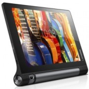 "Таблет Lenovo Yoga Tablet 3 (ZA090005BG)(черен), 8"" (20.32 cm) IPS дисплей, четириядрен Qualcomm Snapdragon 1.3 GHz, 1GB RAM, 16GB Flash памет (+ microSD слот), 8.0 Mpix камера, Android, 472g"