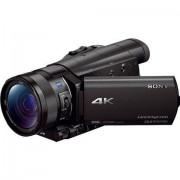 Sony FDR-AX100 4K (Ultra-HD)/1080p (Full HD)/720p (HD-ready) Camcorder, WLAN, NFC - 1295.05 - zwart