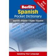 Berlitz Spanish Pocket Dictionary, Paperback