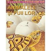 Animalele si puii lor/Beatrice McLeod