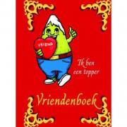 Ik ben een topper vriendenboek