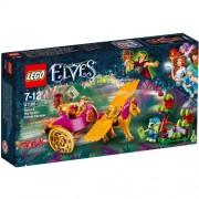 Set de constructie LEGO Elves Azari si Evadarea din Padurea Spiridusilor