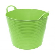 for_q Cos pentru gradina din plastic 42 l, verde