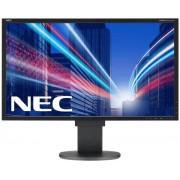 "Monitor IPS LED NEC MultiSync 24.1"" EA244WMi, Full HD (1920 x 1200), HDMI, DVI, VGA, DisplayPort, USB, 6 ms, Boxe, Pivot (Negru)"