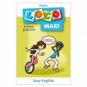 Lobbes Maxi Loco - Easy English (8-10)