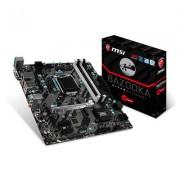 PLACA BASE MSI H270M BAZOOKA - INTEL SKT LGA1151 - CHIPSET H270 - 4xDDR4 - 1xPCIe 3.0 x16 - DVI-D/HDMI - mATX