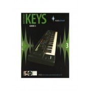 Livro Rockschool Keys 3