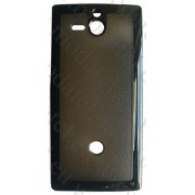Sony Xperia U ST25a(калъф HYBRID)тпу/пластик