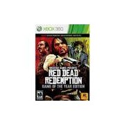 Game Red Dead Redemption: Goty - Game of The Year Edition - Xbox 360