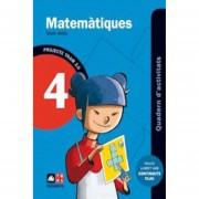 Quadernern Matematiques 4T Primària Tram 2 0