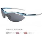 Sportbril TIFOSI Slip, Metallic Baby Blue, T-I145