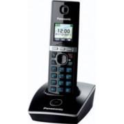 Telefon DECT Panasonic LCD color negru KX-TG8051FXB