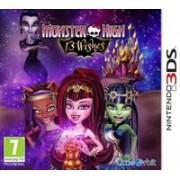 Nintendo 3DS Monster High: 13 Wishes (tweedehands)