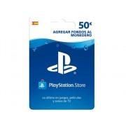 Sony Tarjeta Prepago de 50 para Playstation Network Live