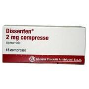 Spa (Soc.Pro.Antibiotici) Spa Dissenten 2 Mg Compresse 15 Compresse