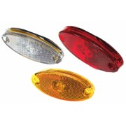 Lampa auto LED de marcare gabarit 12/24V