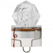 ER Forma LED Diamond Deep Sea Fishing Lámpara LED Atraer Luz Pesca De Diversión Color Blanco.