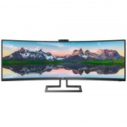 """Philips Brilliance 439P9H/00 43.4"""" LED SuperWide HDR Curvo"""