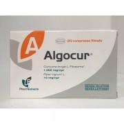 Pharmextracta Srl Algocur 20cpr