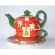 Tea for One Colectia Craciun Regal
