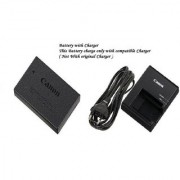 Canon Lithium-Ion Battery Pack LP-E17 for Canon EOS DSLR With Charger